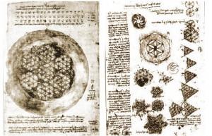 Blume des Lebens in der Antike
