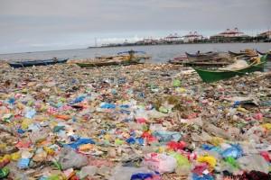 Mittlerweile nimmt das Plastik überhand...