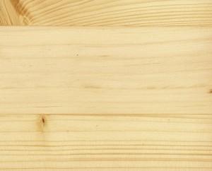 Natürliches Fichtenholz...