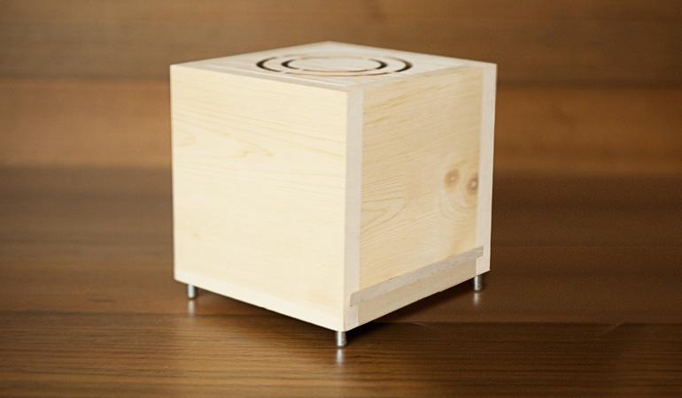 Sieht gut aus, riecht gut und schafft Harmonie und Kreativität: Der Aroma-Cube