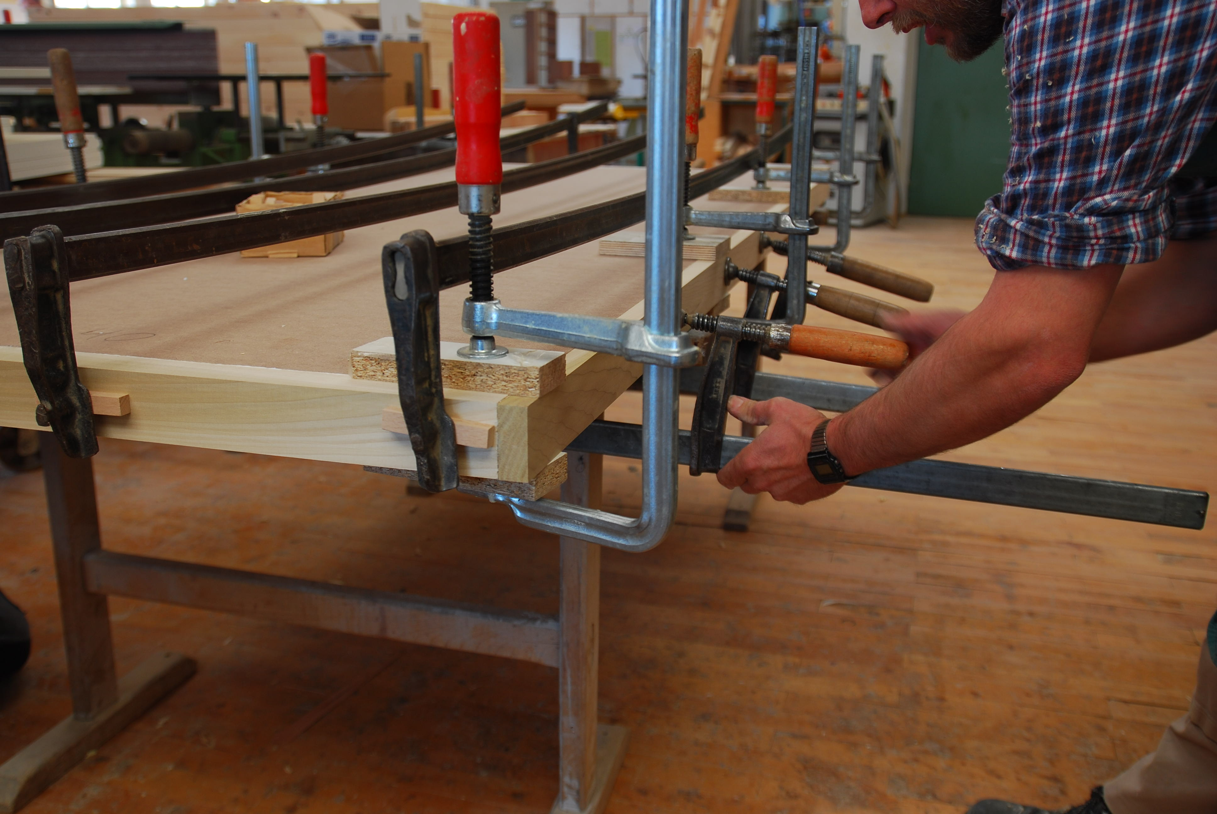 So geht Natürlichkeit und Qualität: Durch echte Handarbeit!