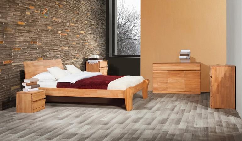 ein bett aus zirbenholz die philosophie dahinter. Black Bedroom Furniture Sets. Home Design Ideas